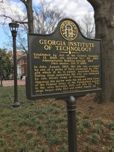 Georgia-Tech-founding-sign