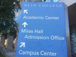 Olin-College-entrance-sign