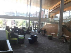 Providence-College-business-atrium