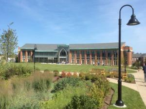 Providence-College-business-building