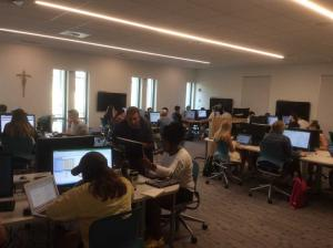 Providence-College-business-classroom