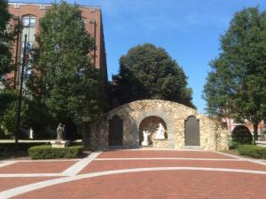 Providence-College-chapel-grotto