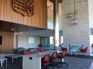 Sacred-Heart-University-new-res-hall-lobby