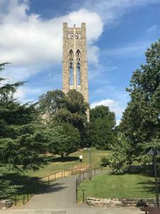 Swarthmore Clothier Bell Tower