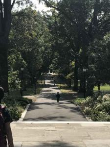 Swarthmore Magill Walk