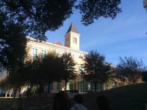 TCU-academic-building