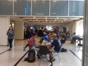 TCU-library