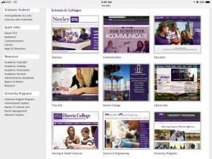 TCU-schools-colleges