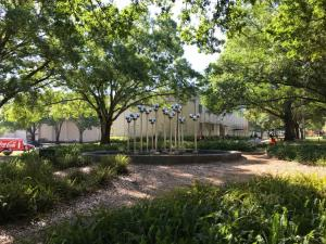 U-of-South-Florida-Science-Center-Molecular-Fountain