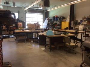 UNH-Engineering-lab-machine-shop