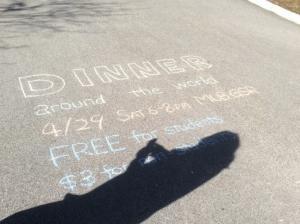 UNH-chalk-announcement