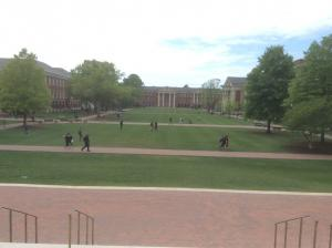 christopher-newport-university-academic-quad