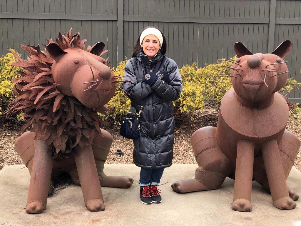 Debbie-Hofstra-University-lions