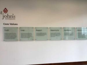 St-John's-Queens-core-values
