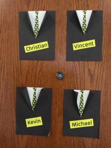 St-John's-Queens-dorm-door-names