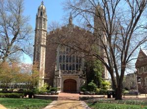 Wash-U-chapel