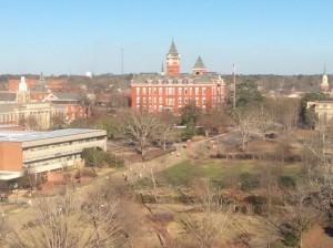 Auburn-University-main-clock-tower