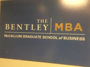 Bentley-University-MBA