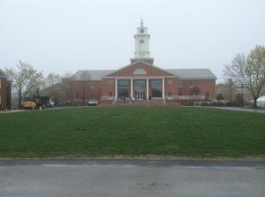 Bentley-University-main-academic-quad