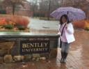 Debbie-at-Bentley-University