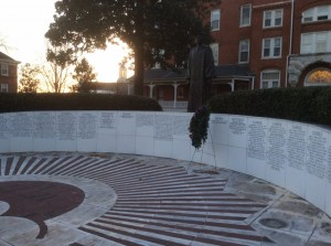 Morehouse-College-Graves-Hall-courtyard