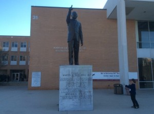 Morehouse-College-MLK-statue