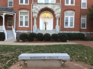 Morehouse-College-bench-Graves-Hall