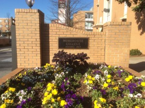 Morehouse-College-sign