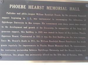 Oglethorpe-University-Hearst-Hall-placque