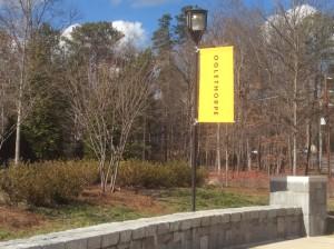 Oglethorpe-University-sign