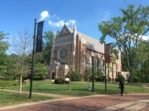 University-of-Richmond-Chapel