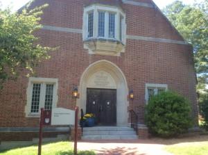 University-of-Richmond-VA-Baptist-historical-society