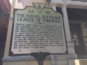 VCU-historical-plaque-womens-suffrage
