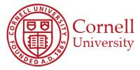 Accepted to Cornell University